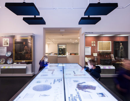 Ulster Museum Modern History Galleries 1500–1968