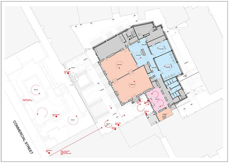 toynbee hall redevelopment project