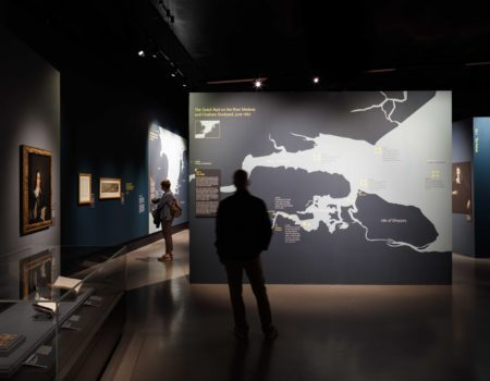 Chatham Historic Dockyard, Battle of Medway, Breaking the Chain, Temporary Exhibition