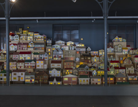 Museum of Childhood Place (Village) by Rachel Whiteread